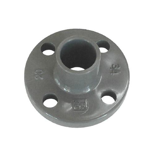 継手 フランジ 樹脂製管継手 ※アウトレット品 返品送料無料 PP 橋本産業:TSフランジ U-PVC PVC製 型式:TSF-10K-100A