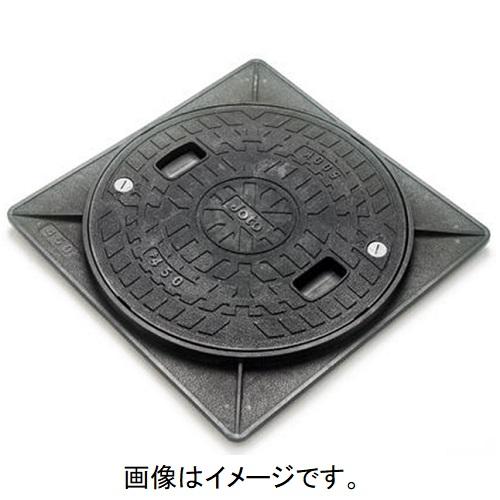 城東リプロン:角枠付耐圧マンホール 型式:JT2-450A-1(ロック付)