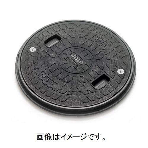 城東リプロン:丸枠付マンホール 型式:JM-500B-2(ロックなし)