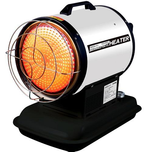 ナカトミ:赤外線ヒーター 型式:KH-65Q
