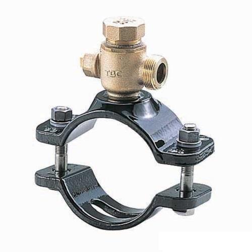 タブチ:日水協分水栓鋳鉄管用 型式:150X20NXD