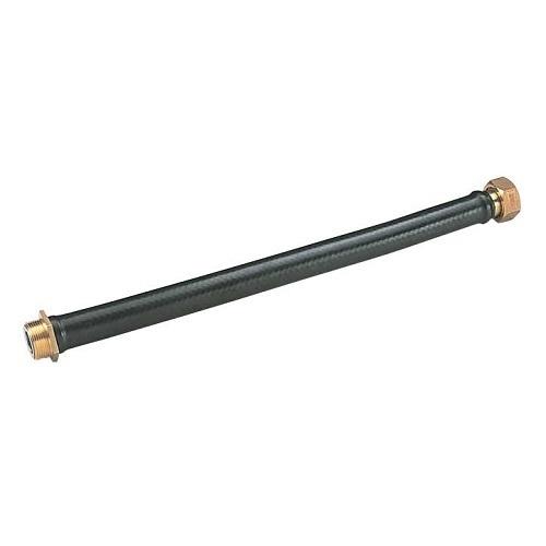 タブチ:フレキシブル継手・波状管ユニオンナット×オネジEPR防食チューブ付 型式:20X2000FSE-UVP