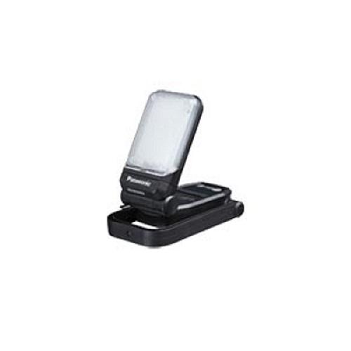 パナソニック:工事用充電LEDマルチライト(黒) 型式:EZ37C4-B