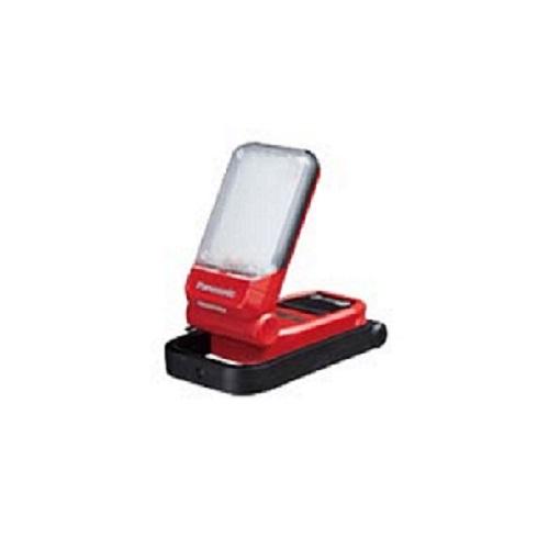 パナソニック:工事用充電LEDマルチライト(赤) 型式:EZ37C4-R