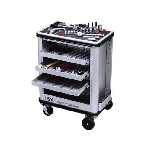京都機械工具(KTC):SK7021M ツールステーションセット 型式:SK7021M