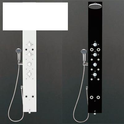 LIXIL(INAX):シャワーパネル アクアネオ 型式:BF-W12TNLSCB/WC