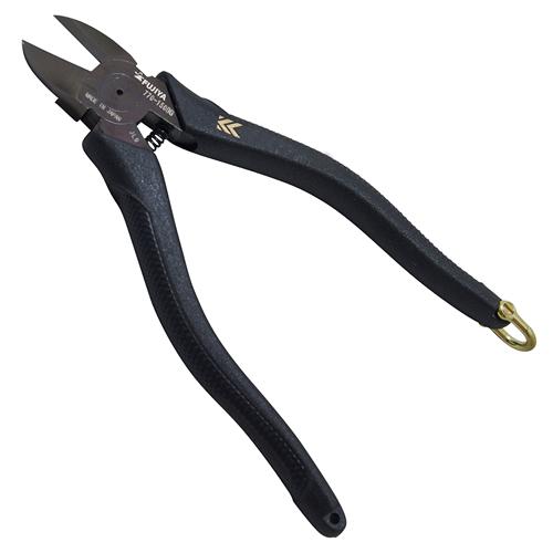 一般作業工具 ニッパ フジ矢:電工名人強力ニッパ 信用 ラウンド刃 倉庫 型式:770-150BG 黒金