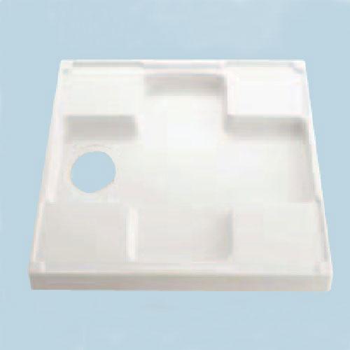 排水 祝開店大放出セール開催中 通気金具 洗濯機排水金具 洗濯機パン LIXIL INAX ついに入荷 型式:PF-7464AC FW1-BL :洗濯機パン
