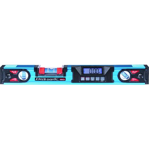 シンワ ブルーレベル Pro2 デジタル 防塵防水 450mm マグネット付 ( 75317             )