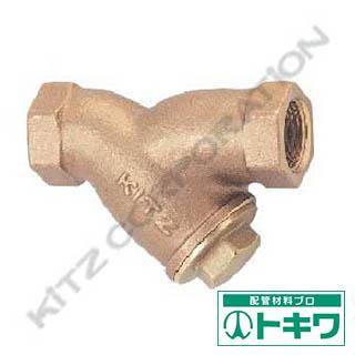 キッツ Y形ストレーナ 21/2 Y-65A (Y-2 1/2 10Kネジコミガタ) ( Y65A )