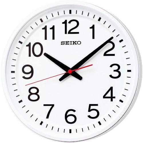 人気定番 【スーパーSALE対象商品】SEIKO 「教室の時計」クオーツ時計 ( KX623W KX623W ( ) セイコークロック(株) セイコークロック(株), 野洲市:dcf556c8 --- rishitms.com