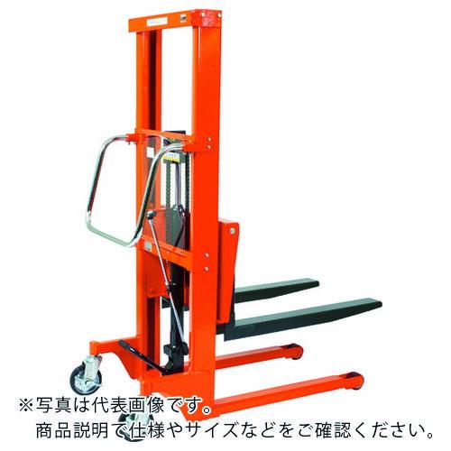 400kg BEAH4009 ( ) BEA-H400-9 コゾウリフター フォーク式 トラスコ(TRUSCO) H75-900 トラスコ中山(株)
