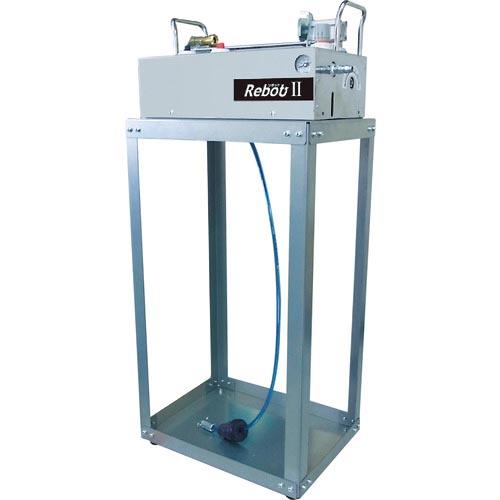 TC201 ) ヤック ヤック(株) 簡易充填システムRebot ( TC-201 ブレーキパーツクリーナー充填機2設置台付き