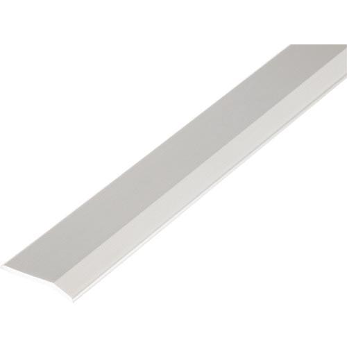金物 建築資材 金属素材 ASSIST 床金物20-111Sヘの字押え 穴なし ストアー アルミシルバー 20111S14H 感謝価格 株 1 アシスト 20-111S14H 2定尺2.00M