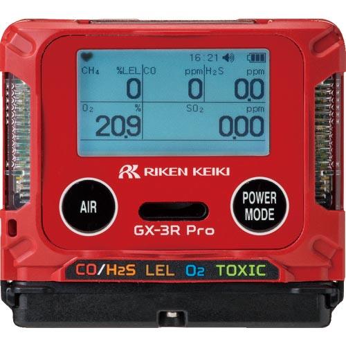 買得 理研 GX3RPROBM1E100D1 ポータブルガスモニター ) GX-3R ( PRO GX-3R-PRO-BM1E100D1 ( GX3RPROBM1E100D1 ) 理研計器(株), 鳥福:2a61cf83 --- sap-latam.com
