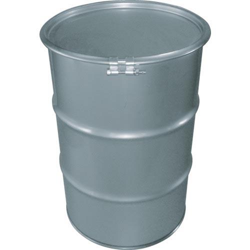 JFE ステンレスドラム缶オープン缶 KD-100B ( KD100B ) JFEコンテイナー(株)