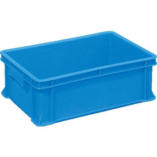 条件付送料無料 物流 保管用品 コンテナ パレット 流行のアイテム ボックス型コンテナ サンコー おすすめ SK36BBL 10個セット ボックス型コンテナー SK-36B-BL ブルー サンボックス#36B