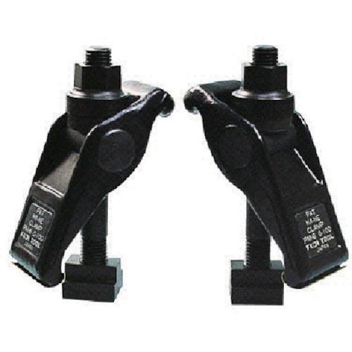 条件付送料無料 生産加工用品 ツーリング 治工具 人気急上昇 クランプ 工作機械用 国内在庫 スーパーSALE対象商品 フジ ハネクランプセット 株 フジツール PM7S PM-7S ボルト200H 2個1組 Tナット24 フランジナットM22