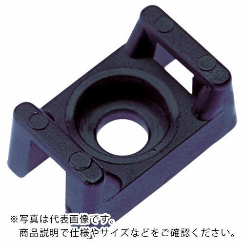 【スーパーSALE対象商品】パンドウイット タイマウント 耐熱性黒 (1000個入) TM2S6-M30 ( TM2S6M30 ) パンドウイットコーポレーション