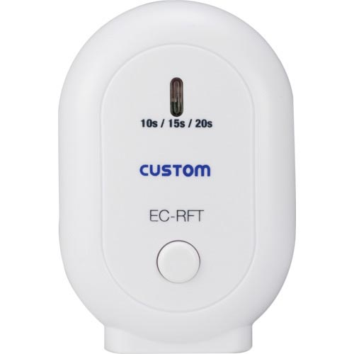 計測機器 電力計 カスタム クランプ式無線電力計用送信ユニット 株 超目玉 絶品 EC-RFT ECRFT