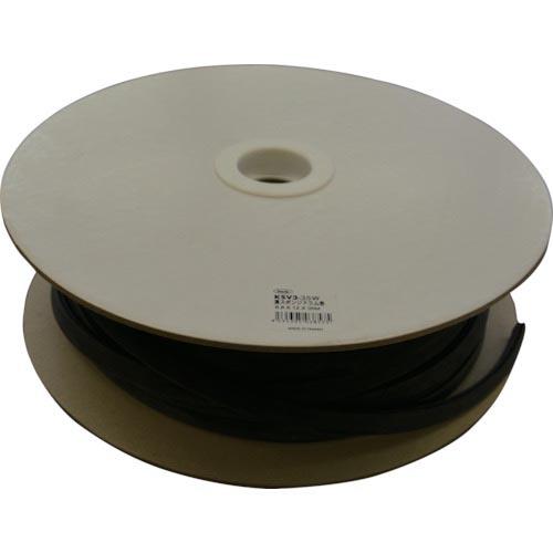 安全用品 クッション はさみこみ型 光 超特価SALE開催 KSV3-35W KSV335W 株 溝スポンジドラム巻6.8×12mm×35M お金を節約
