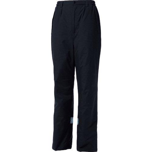 トラスコ(TRUSCO) 暖かパンツ Lサイズ ブラック TATBP-L-BK ( TATBPLBK ) トラスコ中山(株)