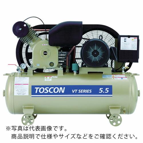 色々な 東芝 タンクマウントシリーズ VT105-37T 給油式 VT10537T ) コンプレッサ(低圧) VT105-37T ( VT10537T ) 東芝産業機器システム(株), 河北郡:2e6d37d4 --- eraamaderngo.in