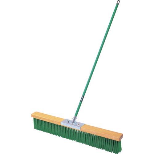 清掃 衛生用品 清掃用品 最安値挑戦 デッキブラシ テラモト CL4141090 特別セール品 株 CL-414-109-0 コートブラシ塩化ビニール90CM