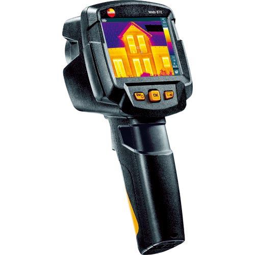 条件付送料無料 測定 計測用品 豊富な品 計測機器 熱感知 測定器 株 赤外線サーモグラフィ 国内正規品 testo テストー TESTO872 872