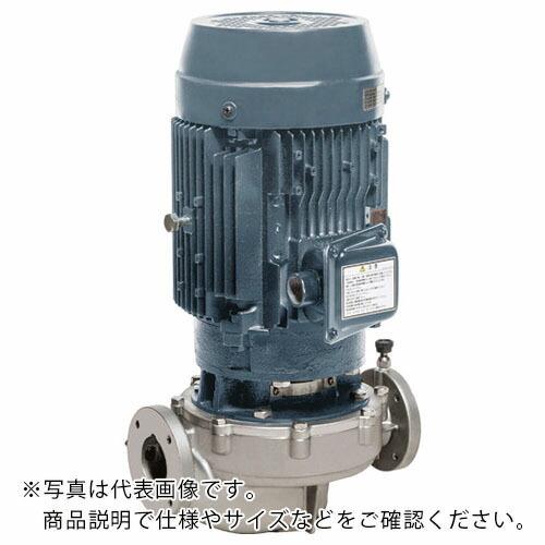 ) 口径25mm エバラ (株)荏原製作所 0.15kW 200V ( LPD型ステンレス製ラインポンプ 60HZ 25LPS6.15E 25LPS6.15E