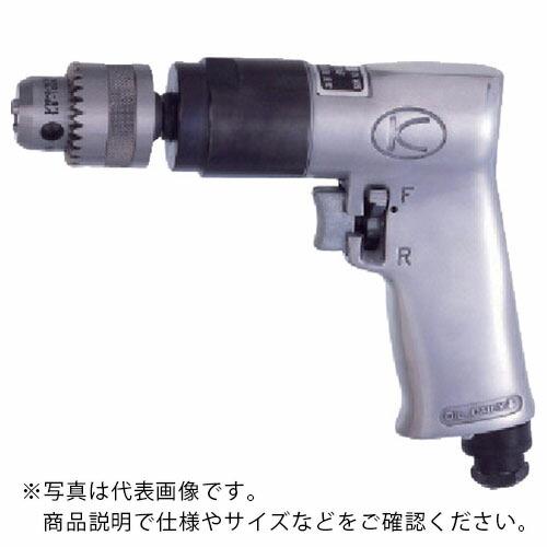 最新 条件付送料無料 電動 油圧 空圧工具 エアドリル 正規取扱店 空研 エアードリル 株 10mm能力 KDR901R 正逆回転タイプ KDR-901R