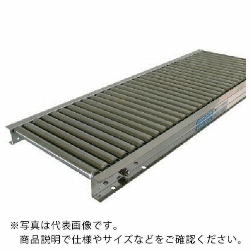 TS ステンレスローラコンベヤ 径25×幅500 ピッチ50 機長2000 LSU25-500520 ( LSU25500520 ) (株)寺内製作所
