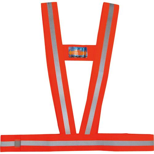 保護具 作業服 在庫処分 安全ベスト スーパーSALE対象商品 ミズケイ オレンジ のびルン 5941023 株 フィットベスト 通販
