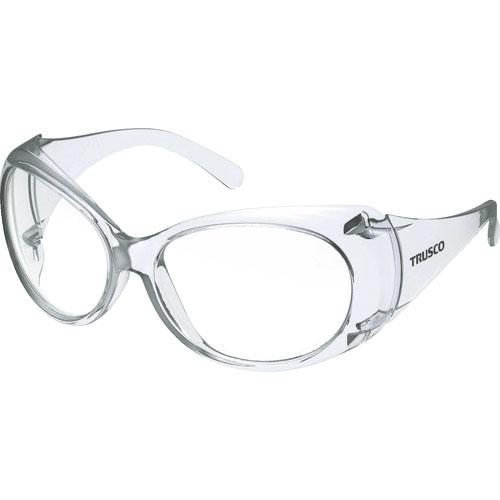 当店一番人気 保護具 保護メガネ 防災面 二眼型保護メガネ スーパーSALE対象商品 TRUSCO FVGC ワイドビュー2眼型保護めがねクリアタイプ PET-AFレンズ 株 正規品送料無料 FVG-C トラスコ中山