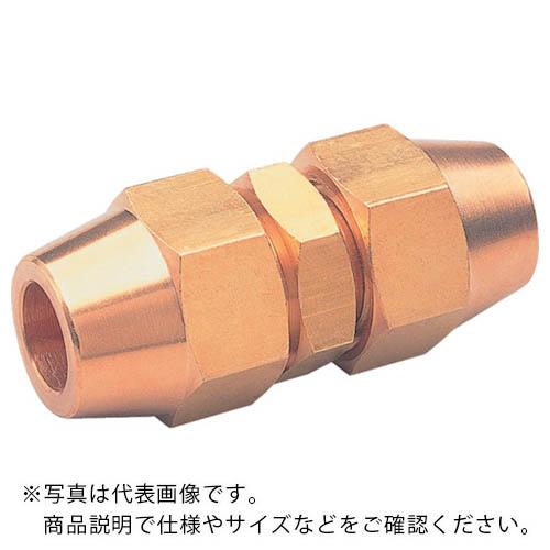 爆売りセール開催中 工事 照明用品 管工機材 小径配管継手 ASOH 両口フレアージョイント FS-2055 アソー FS2055 値引き 株 Φ15.88 メーカー取寄