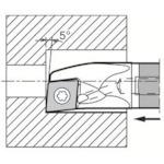 条件付送料無料 切削工具 旋削 爆買いセール フライス加工工具 2020 ホルダー 京セラ E25TSCLPR0927A23 株 E25T-SCLPR09-27A-2 内径加工用ホルダ 3 メーカー取寄