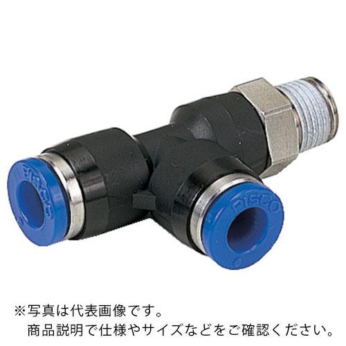 全国どこでも送料無料 空圧用品 流体継手 チューブ チューブ継手 ピスコ 耐腐蝕性SUS303相当継手 税込 メーカー取寄 SPD4-M6 日本ピスコ 株 SPD4M6 ブランチティーチューブ4ネジM6X1