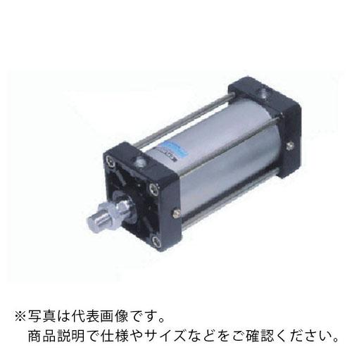 条件付送料無料 空圧用品 爆売りセール開催中 空圧 油圧機器 現金特価 油圧シリンダ 日本精器 メーカー取寄 アルミチューブシリンダ BN6105S100B100 BN-6105-S-100-B-100 100×100 株
