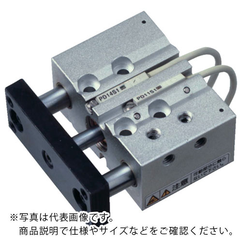 条件付送料無料 超定番 空圧用品 空圧 油圧機器 油圧シリンダ 日本精器 BN6AK2312100 メーカー取寄 ツインガイドシリンダ12×100リニアブッシュ BN-6AK23-12-100 手数料無料 株