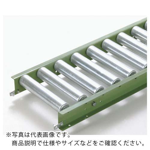 条件付送料無料 日本製 搬送機器 コンベヤ スチールローラーコンベヤ 日本産 マキテック R5721PX1500L500W75P 株 メーカー取寄 スチール製ローラコンベヤR5721P型1500LX500WX75P