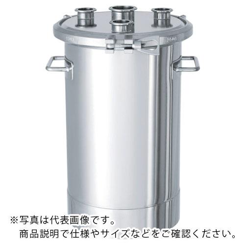 お気に入りの 日東 ステンレスヘルールオープン加圧容器10L PCN-F-10 ( PCNF10 ) 日東金属工業(株) 【メーカー取寄】, 総合福祉アビリティーズ 0535e326