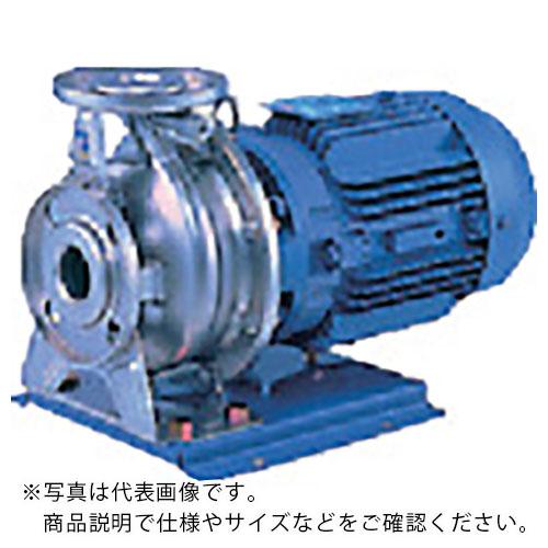 エバラ FDP型ステンレス製渦巻ポンプ 口径32X32mm 0.75kW 50H ( 32X32FDFP5.75E ) (株)荏原製作所 【メーカー取寄】
