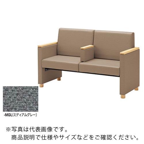 ナイキ ロビーチェアー RC1222SHF-MGL ( RC1222SHFMGL ) (株)ナイキ 【メーカー取寄】