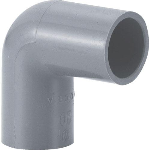 管工機材 給水用塩ビTS継手 スタンダードタイプ スーパーSALE対象商品 エスロン 低価格化 高級品 TSL50 積水化学工業 株 TS継手エルボ50