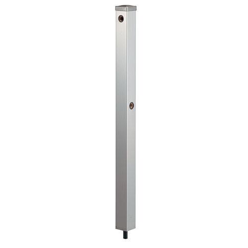 カクダイ ステンレス水栓柱 在庫一掃 分水孔つき セール 特集 60角 624-124
