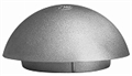 ハイクオリティ 全品送料無料 長谷川鋳工所 ベンドキャップ VC-B2 露出型アルミ合金鋳鉄製ベンドキャップ 100