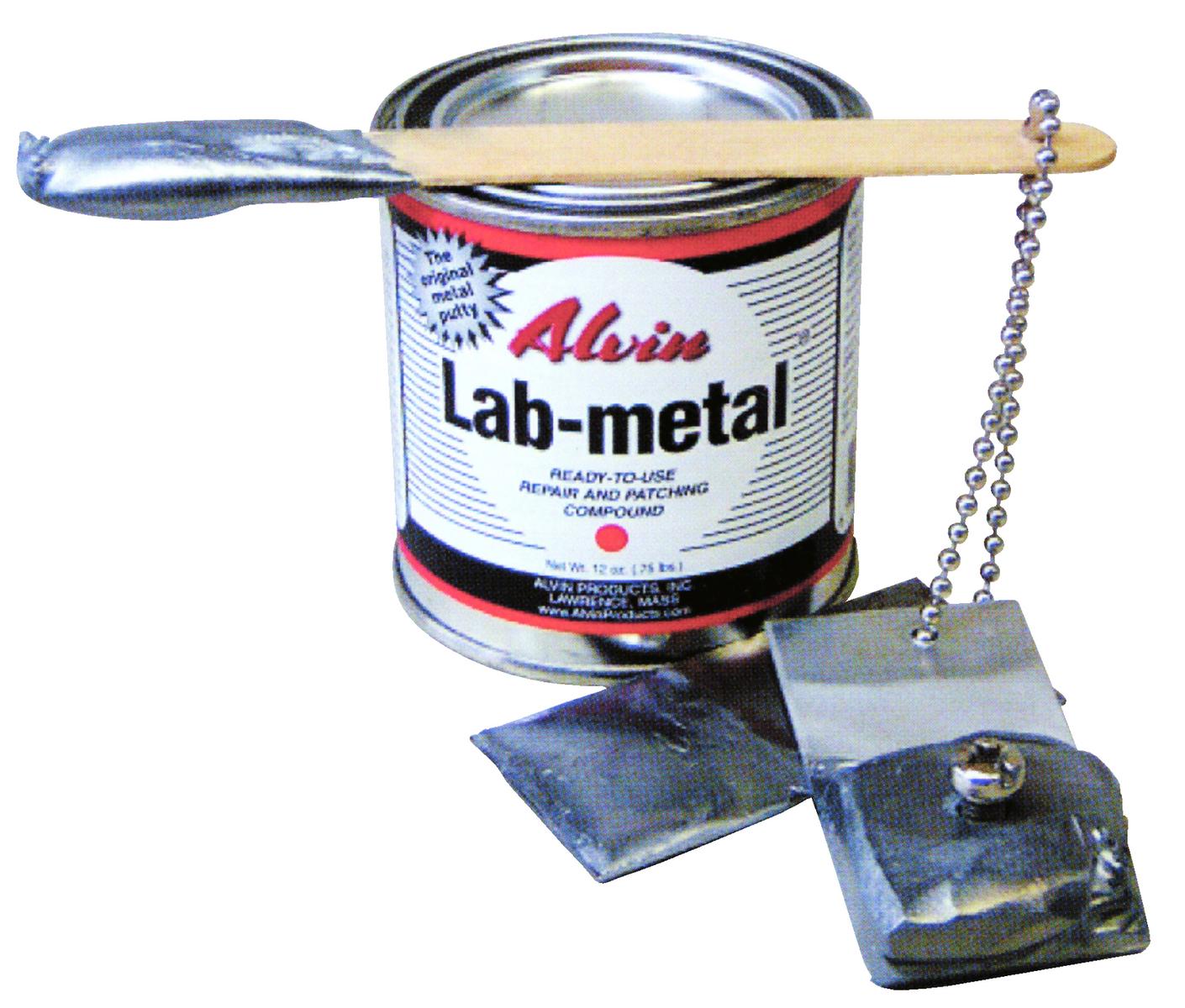 固まると金属そのもの アルミニウム 鉄 SUS等の金属 および木材 樹脂 日本メーカー新品 ガラス等に優れた接着性があります ユニテック ラブメタル 標準タイプ ディスカウント R 一液型協力金属補修材 溶接部 吹き付け可能 アルミ主成分 ボイラー 吹付 形成 340g 車両 金型