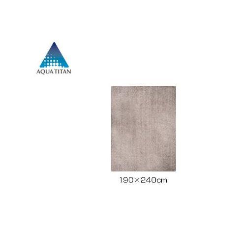 ファイテン  ラグマット ベージュ(約190cm×240cm)