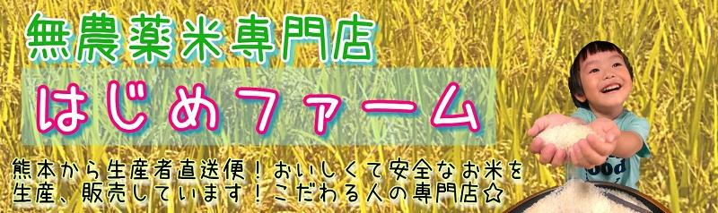 はじめファーム:熊本県産の農産物をお届け
