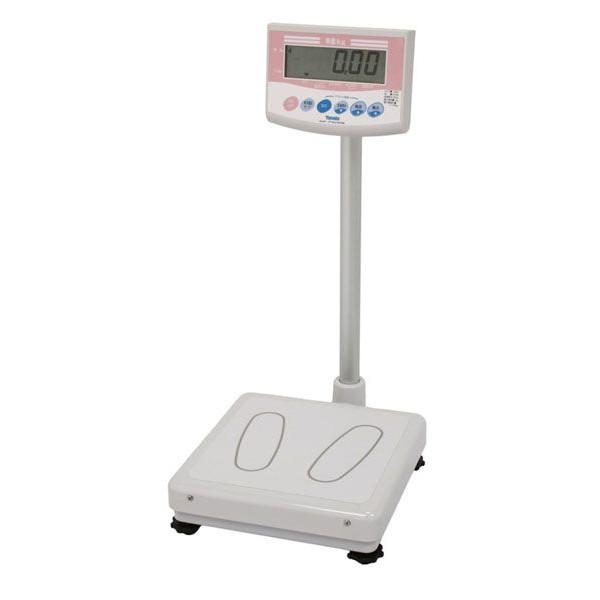 大和製衡YAMATOデジタル体重計DP-7101PW一体型検定付ひょう量150kg 【smtb-k】【ky】